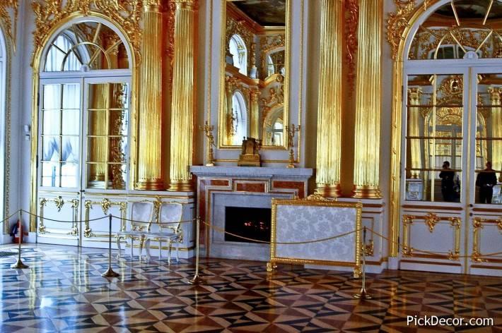 Убранство Екатерининского дворца — фото 50