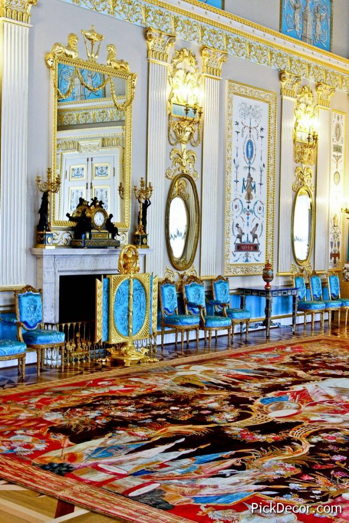 Убранство Екатерининского дворца — фото 85
