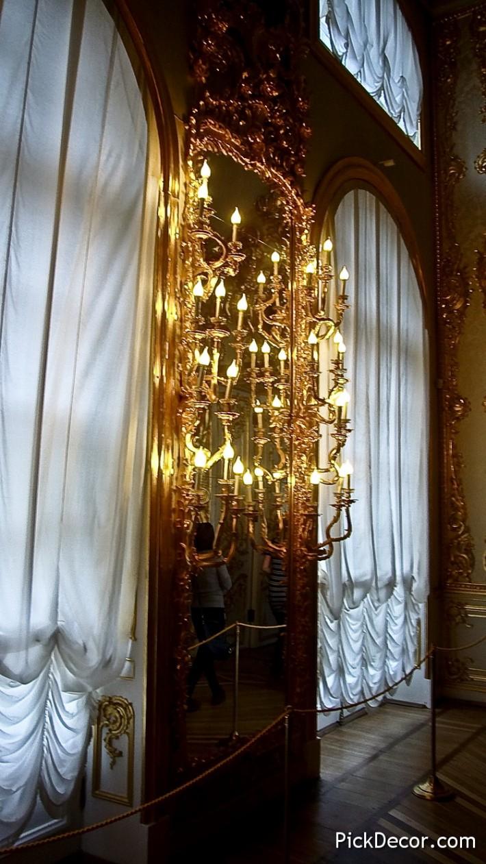 Убранство Екатерининского дворца — фото 37