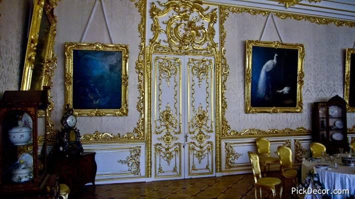 Убранство Екатерининского дворца — фото 88