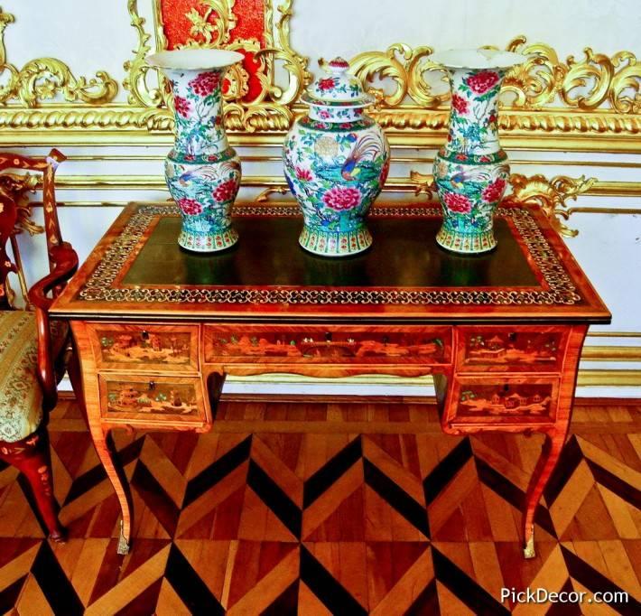 Убранство Екатерининского дворца — фото 69