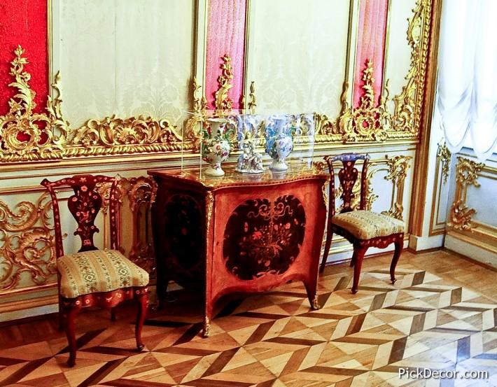 Убранство Екатерининского дворца — фото 17