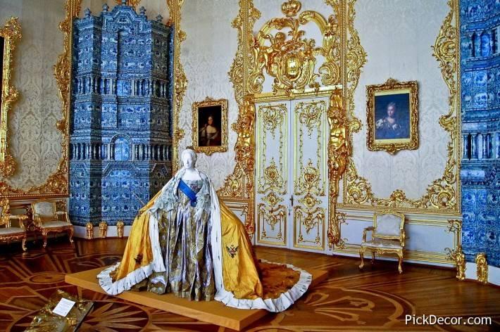 Убранство Екатерининского дворца — фото 84