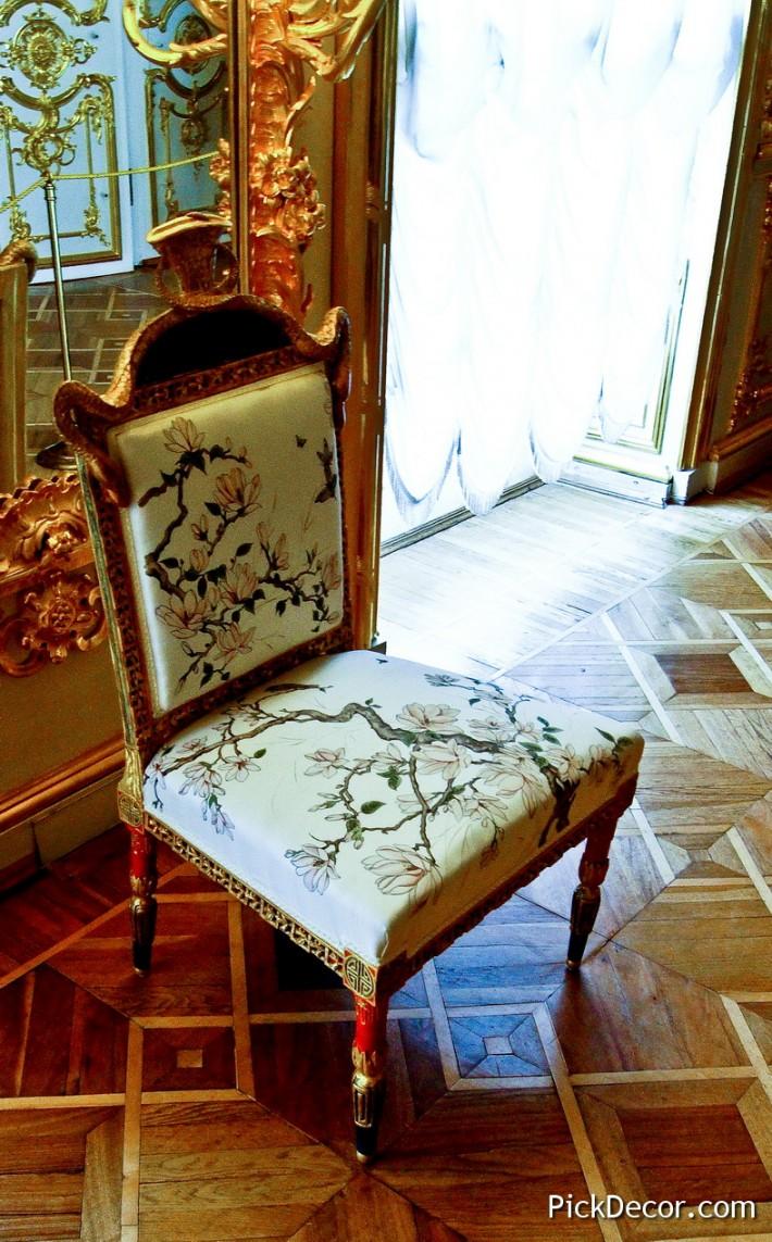 Убранство Екатерининского дворца — фото 21