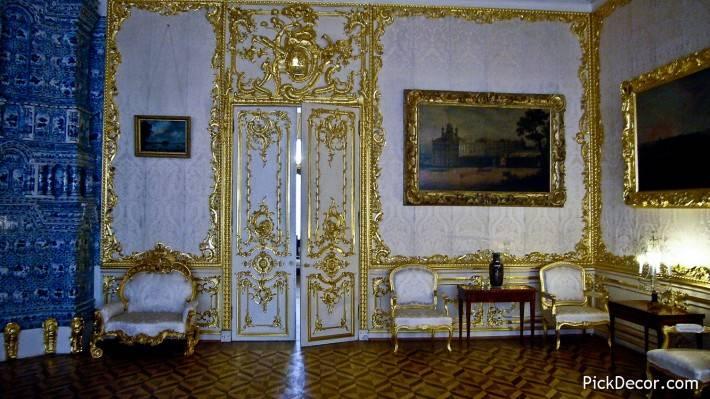 Убранство Екатерининского дворца — фото 86