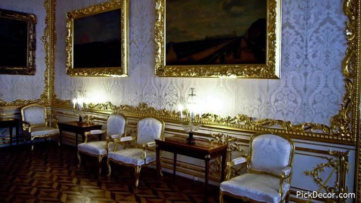 Убранство Екатерининского дворца — фото 76