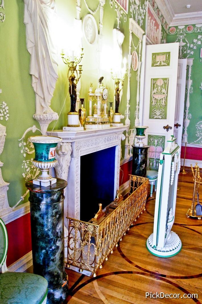 Убранство Екатерининского дворца — фото 19