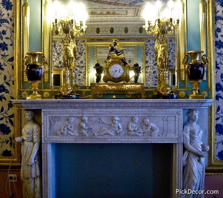 Убранство Екатерининского дворца — фото 75