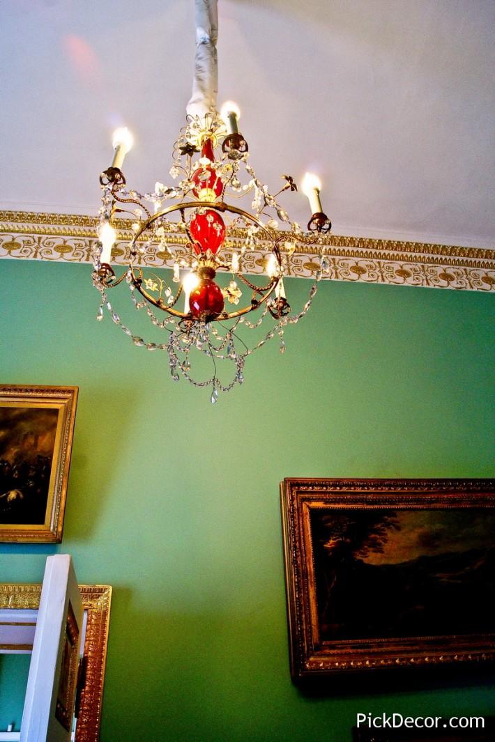 Убранство Екатерининского дворца — фото 48