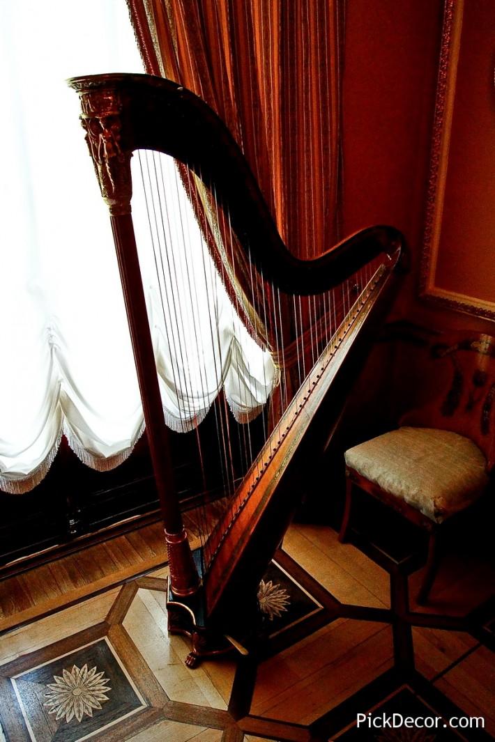 Убранство Екатерининского дворца — фото 11