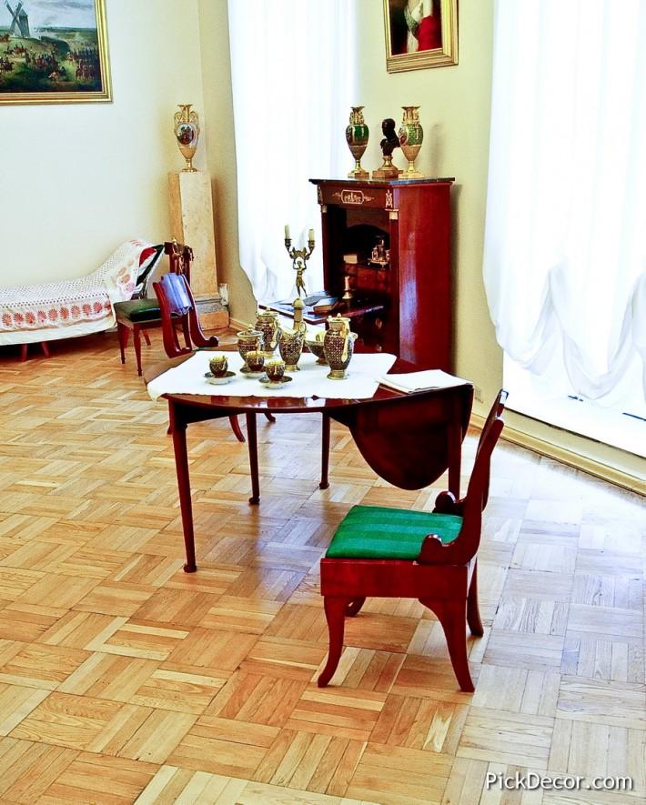 Убранство Екатерининского дворца — фото 30