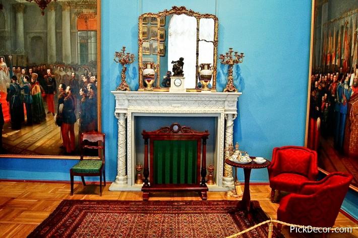 Убранство Екатерининского дворца — фото 43