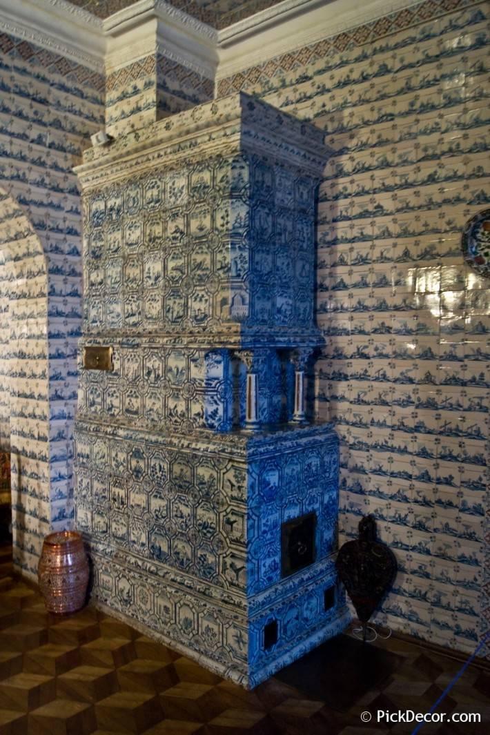 Убранство дворца Меншикова — фото 8