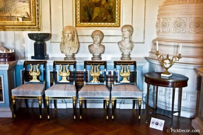Убранство Павловского дворца — фото 31