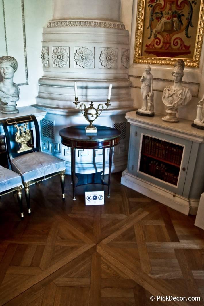 Убранство Павловского дворца — фото 1