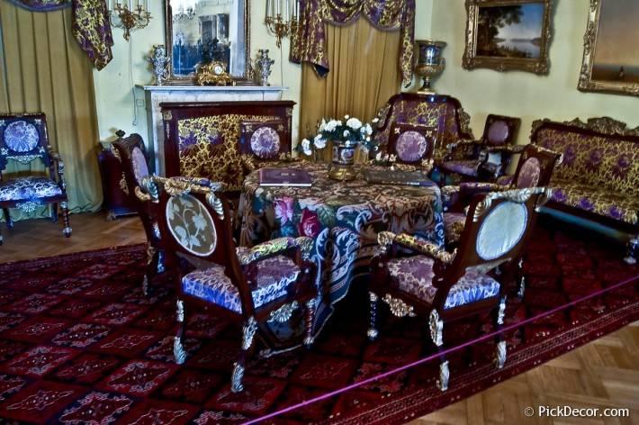 Убранство Павловского дворца — фото 2