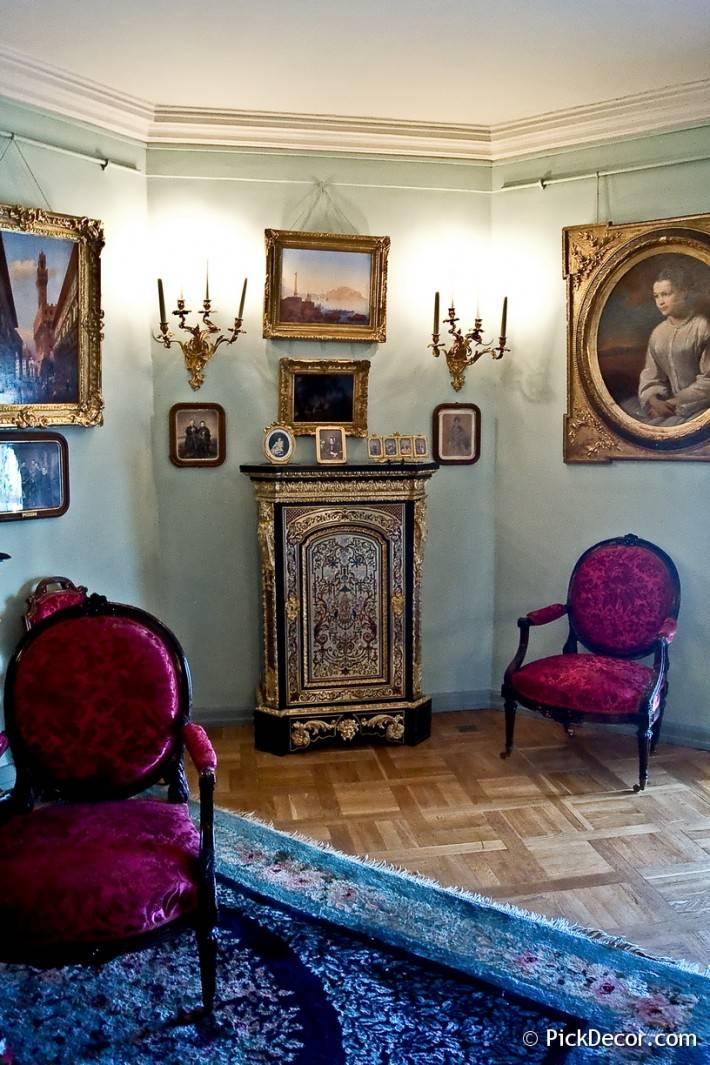 Убранство Павловского дворца — фото 7