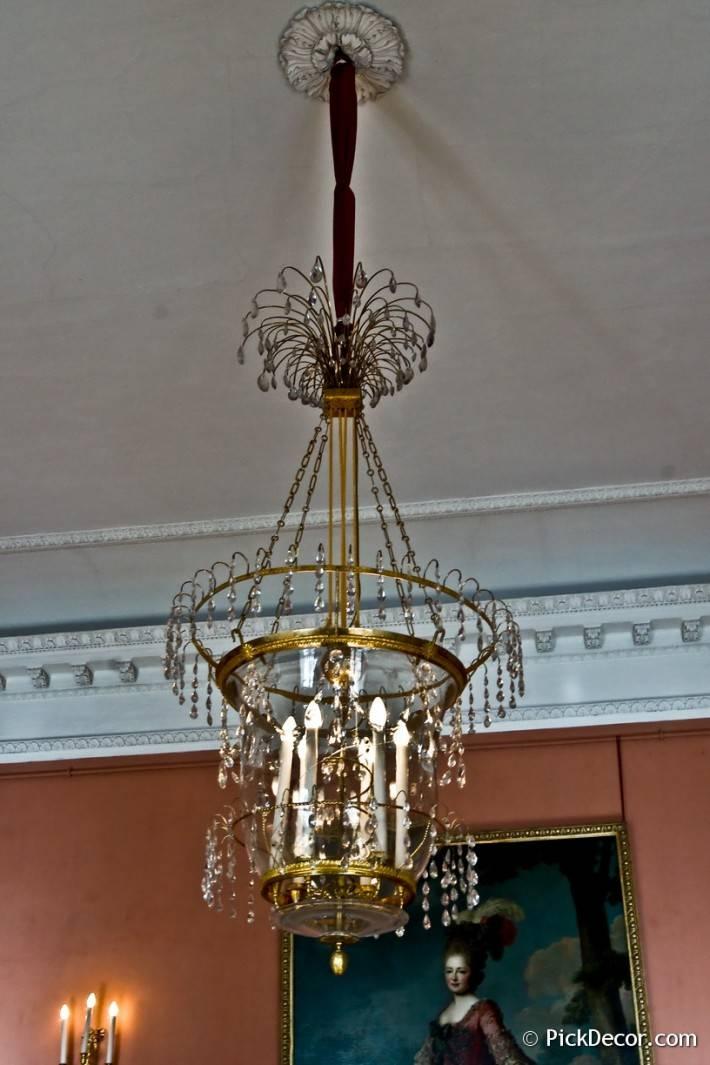 Убранство Павловского дворца — фото 20