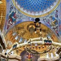 Потолки и декор Морского Никольского собора — фото 51