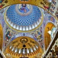 Потолки и декор Морского Никольского собора — фото 59
