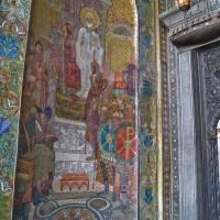 Потолки и декор Морского Никольского собора — фото 66