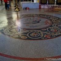 Мозаичные полы Морского Никольского собора — фото 7