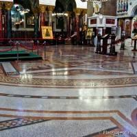 Мозаичные полы Морского Никольского собора — фото 2