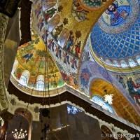 Потолки и декор Морского Никольского собора — фото 76