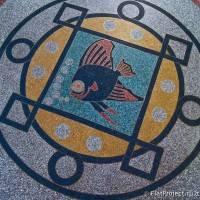 Мозаичные полы Морского Никольского собора — фото 9
