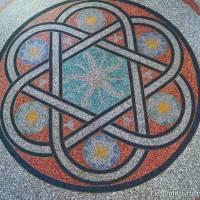 Мозаичные полы Морского Никольского собора — фото 15