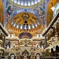 Потолки и декор Морского Никольского собора — фото 58