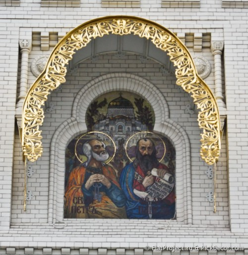 The Naval Cathedral interiors – photo 42
