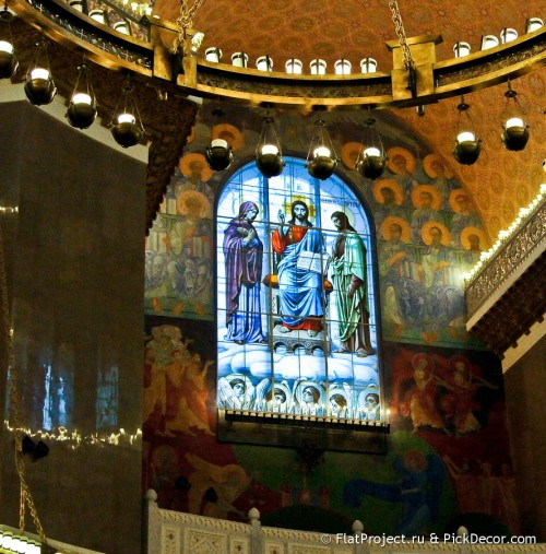 The Naval Cathedral interiors – photo 75