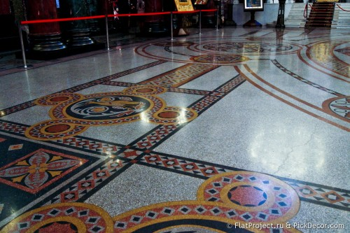 The Naval Cathedral mosaic floor – photo 21