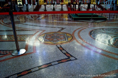 The Naval Cathedral mosaic floor – photo 15