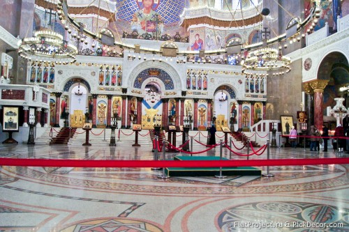 The Naval Cathedral mosaic floor – photo 6