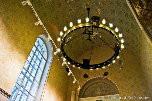 The Naval Cathedral interiors – photo 30