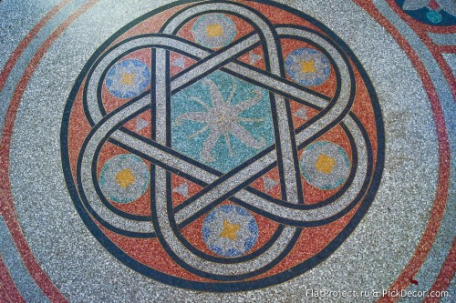 The Naval Cathedral mosaic floor – photo 10