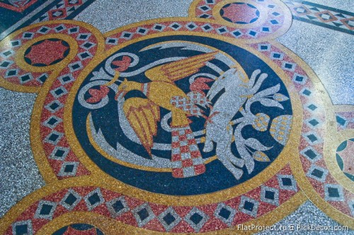The Naval Cathedral mosaic floor – photo 19