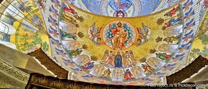 Потолки и декор Морского Никольского собора — фото 56