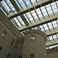 Потолки и декор в здании Главного штаба  — фото 11
