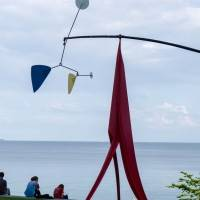 Александр Колдер — Маленькая Janey-Waney, скульптура
