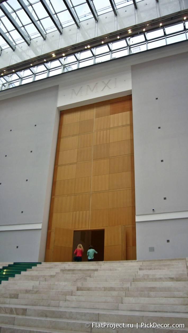 Потолки и декор в здании Главного штаба  — фото 8
