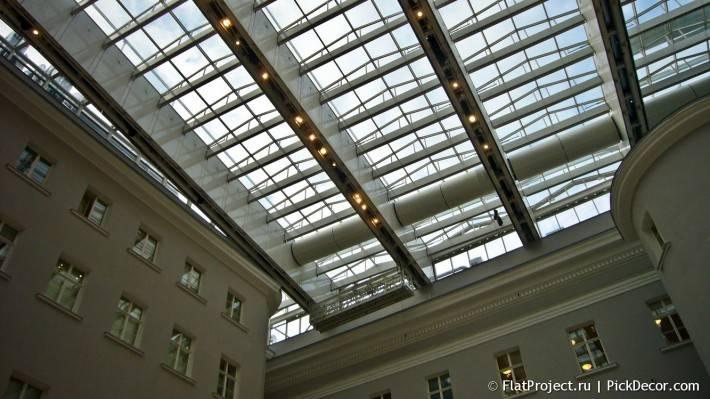 Потолки и декор в здании Главного штаба  — фото 14
