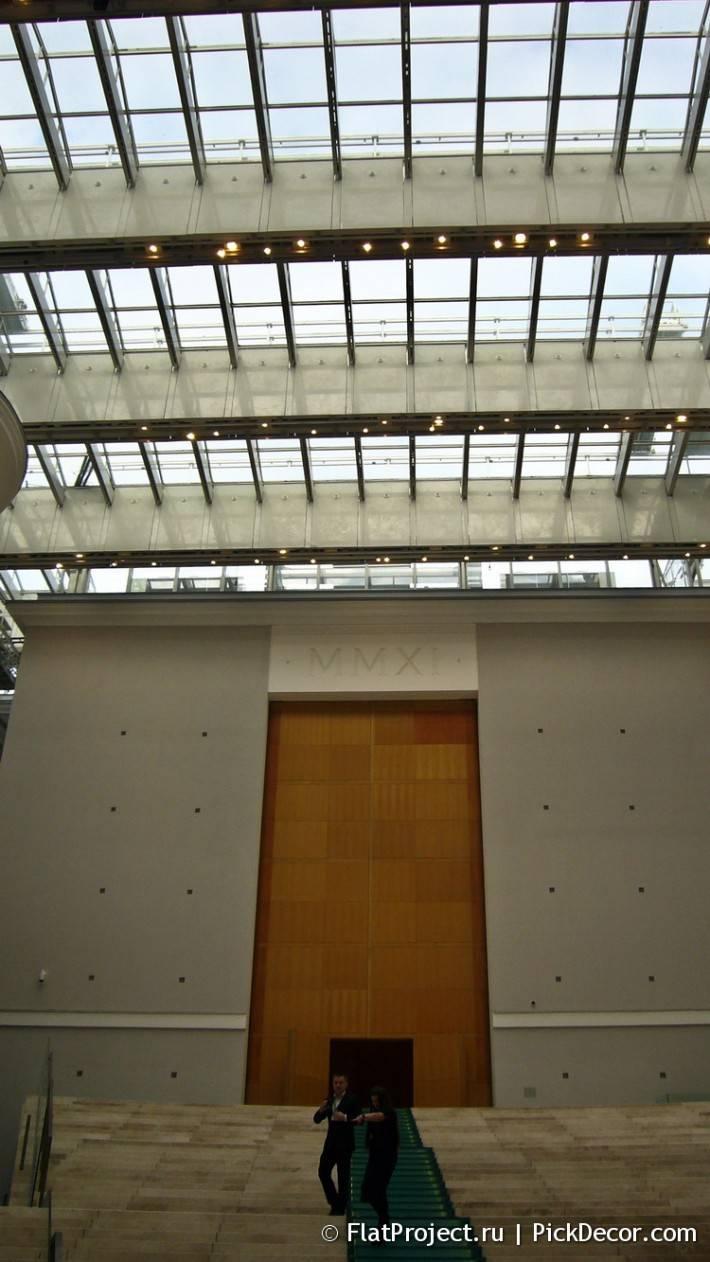 Потолки и декор в здании Главного штаба  — фото 3