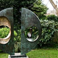 Скульптуры Барбары Хепуорт — фото 1