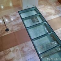 Мраморный пол в здании Главного штаба  — фото 7