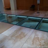 Мраморный пол в здании Главного штаба  — фото 5