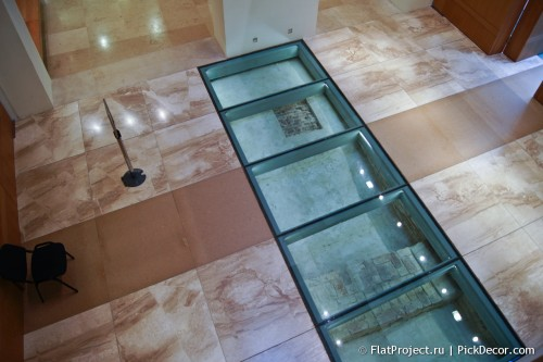 The General Staff building marble floor – photo 11