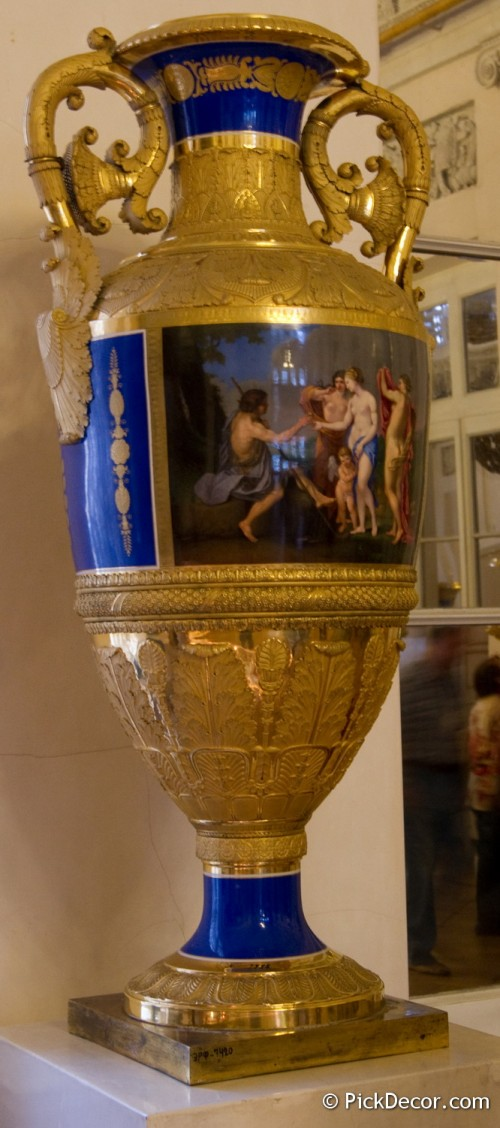 The State Hermitage museum decorations – photo 183